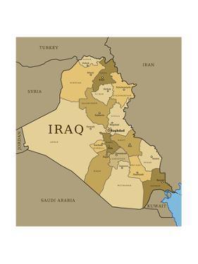 Iraq by Tupungato