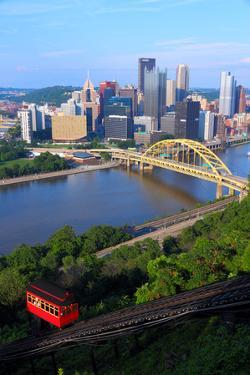 Pittsburgh by Tupungato