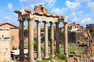 Roman Forum by Tupungato
