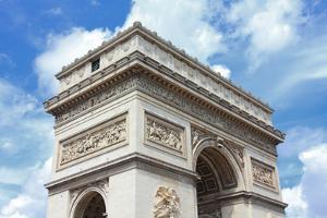 Triumphal Arch, Paris by Tupungato
