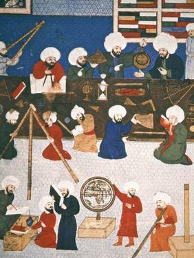 Turkish Astronomers