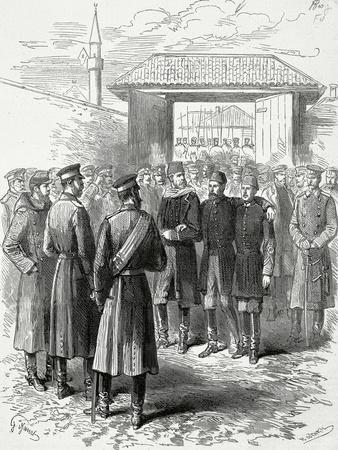 https://imgc.allpostersimages.com/img/posters/turkish-commander-osman-nuri-pasha-surrendering-pleven-to-tsar-russo-turkish-war-bulgaria_u-L-POP9W30.jpg?p=0