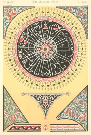 Turkish Mandala
