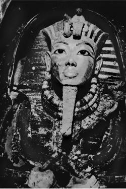 Tutankhamen, Gold Mask, C 1340 BC