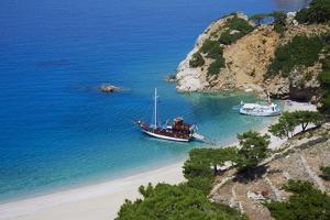 Apella Beach, Karpathos Island, Dodecanese, Greek Islands, Greece, Europe by Tuul