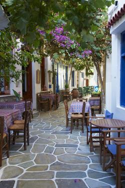 Driopida, Ancient Village, Kythnos, Cyclades, Greek Islands, Greece, Europe by Tuul