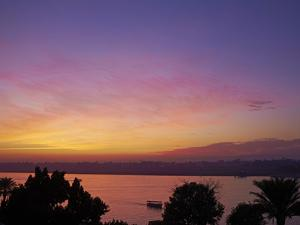 River Nile at Aswan, Egypt, North Africa, Africa by Tuul