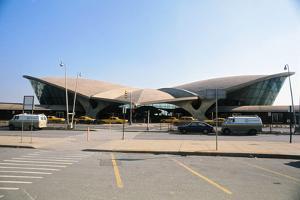 TWA Terminal at Kennedy International Airport