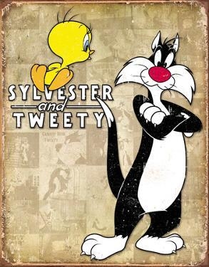 Tweety & Sylvester Retro