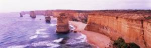 Twelve Apostles, Tasman Sea, New South Wales, United Kingdom, Australia