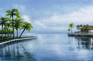 Twilight at Pelican Cove