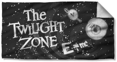 Twilight Zone - Another Dimension Beach Towel