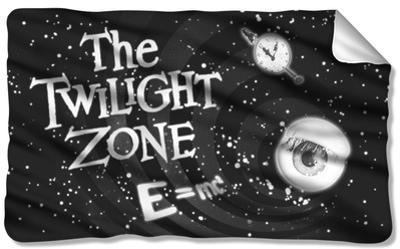Twilight Zone - Another Dimension Fleece Blanket