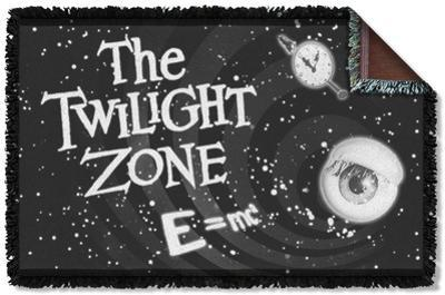 Twilight Zone - Another Dimension Woven Throw