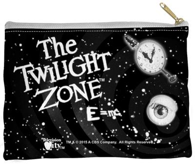 Twilight Zone - Another Dimension Zipper Pouch