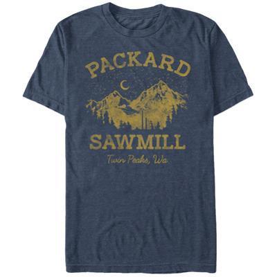 Twin Peaks- Packard Sawmill