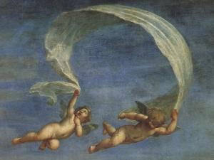 Two Angels Flying