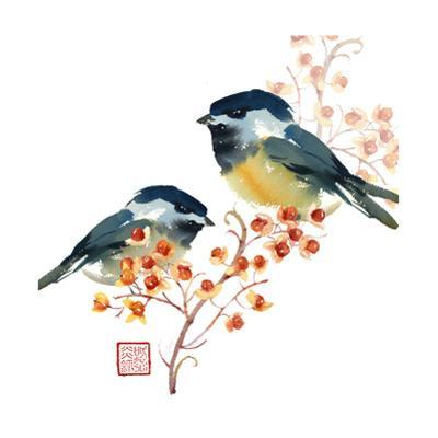 Two Birds on a Branch