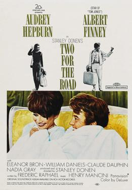 Two for the Road, 1967, Directed by Stanley Donen