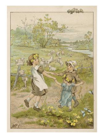 https://imgc.allpostersimages.com/img/posters/two-girls-and-a-boy-dancing-in-a-meadow-in-the-springtime-the-lambs-are-frisky-too_u-L-P9XECZ0.jpg?p=0