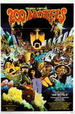 Two Hundred Hotels, Frank Zappa, 1971