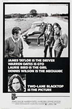 Two-Lane Black Top