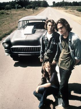 Two-Lane Blacktop, Dennis Wilson, James Taylor, Laurie Bird, 1971