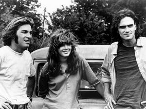 Two-Lane Blacktop, Dennis Wilson, Laurie Bird, James Taylor, 1971
