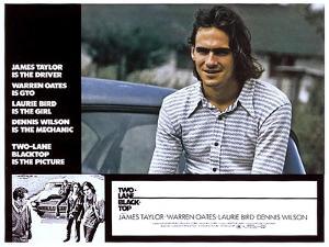 Two-Lane Blacktop, James Taylor, 1971