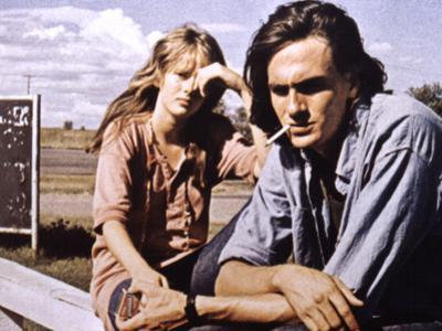 Two-Lane Blacktop, Laurie Bird, James Taylor, 1971