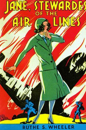 Jane, Stewardes of the Air Lines