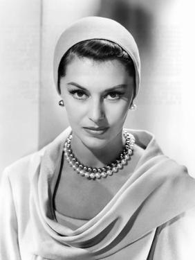 Two Weeks in Another Town, Cyd Charisse, 1962