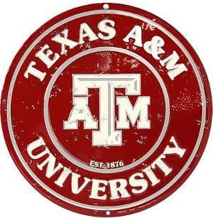 TX A&M w/Logo