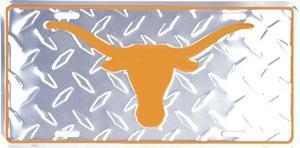 TX Univ Longhorns Diamond