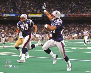 Ty Law Super Bowl XXXVI Interception TD