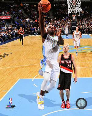 Ty Lawson 2014-15 Action