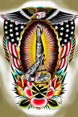 American Legs by Tyler Bredeweg