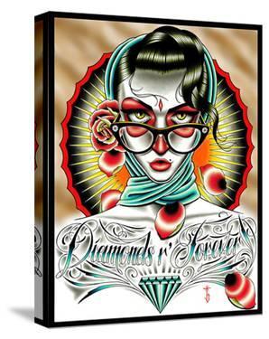 Diamonds R Forever Color by Tyler Bredeweg