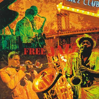 Free Jazz by Tyler Burke