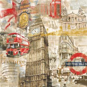 In London by Tyler Burke
