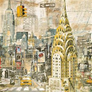 In Manhattan by Tyler Burke