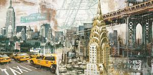 New York by Tyler Burke