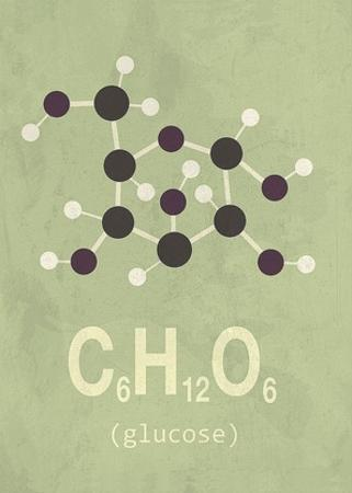 Molecule Glucose