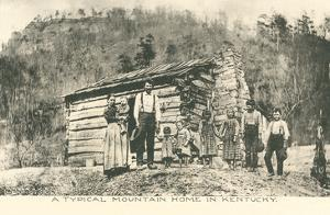Typical Mountain Home in Kentucky