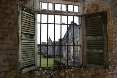 Old Penal Colony in Anchieta, Brazil