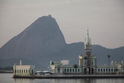 Sugar Loaf in Rio De Janeiro, Brazil