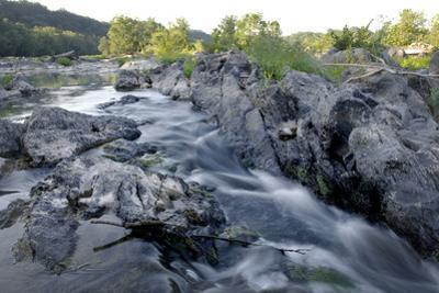 The Potomac River at Great Falls