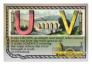 U and V