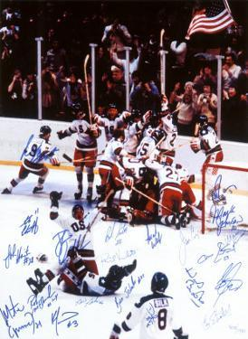 U.S. Champion Hockey Team, c.1980
