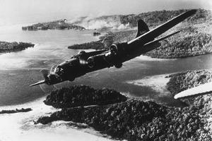 U.S. Flying Fortress, WWII
